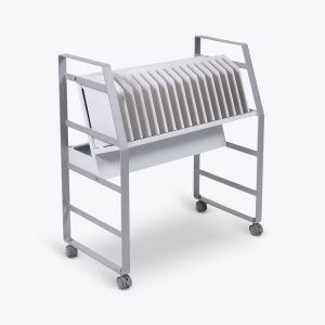 16-Tablet / Chromebook Open Charging Cart
