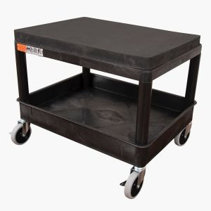 Mobile Mechanic's Seat - Black
