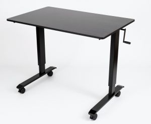 High Speed Crank Adjustable Stand Up Desk