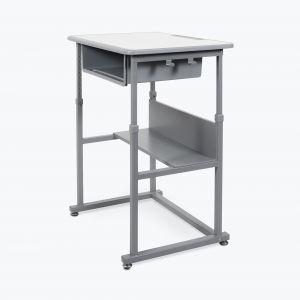 Student Desk - Manual Adjustable Desk