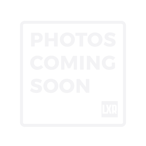 Luxor SEC111-G 24 x 18 Plastic Utility Tub Cart Three Shelf Gray
