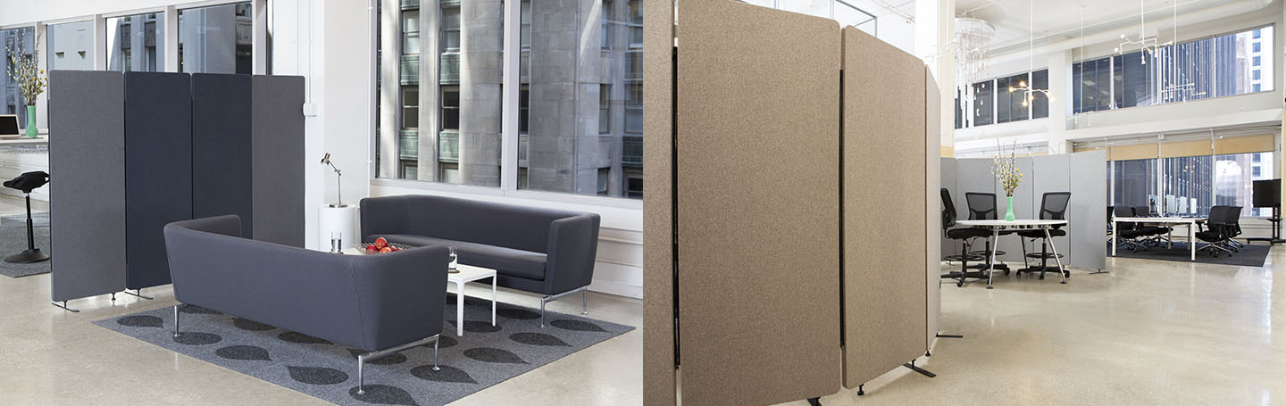 Luxor Introduces Innovative Solutions to Open Office Problems